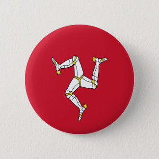 Low Cost! Isle of Man 2 Inch Round Button