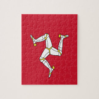 Low Cost! Isle of Man Jigsaw Puzzle