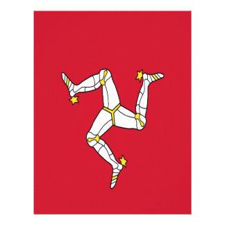 Low Cost! Isle of Man Letterhead Design