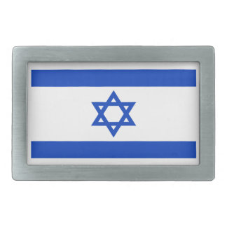 Low Cost! Israel Flag Belt Buckle
