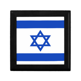 Low Cost! Israel Flag Gift Box
