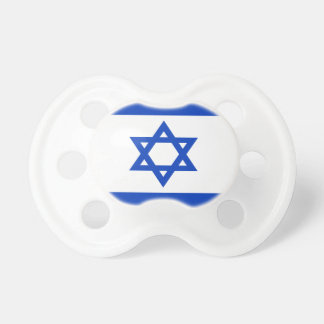 Low Cost! Israel Flag Pacifier