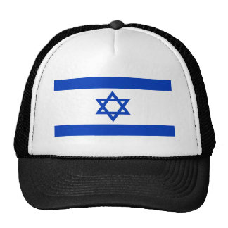 Low Cost! Israel Flag Trucker Hat
