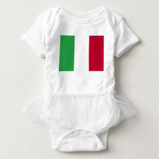 Low Cost! Italy Flag Baby Bodysuit