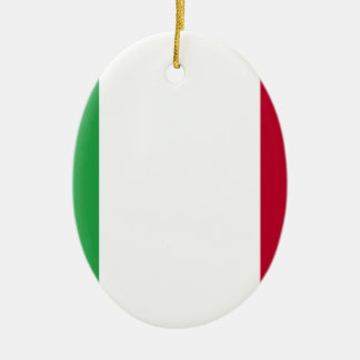 Low Cost! Italy Flag Ceramic Ornament