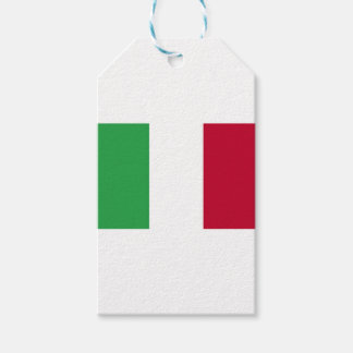 Low Cost! Italy Flag Gift Tags