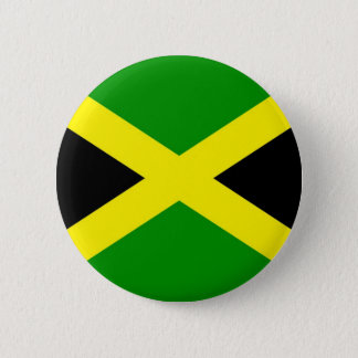 Low Cost! Jamaica Flag 2 Inch Round Button