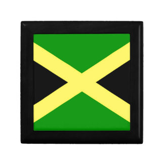 Low Cost! Jamaica Flag Gift Box