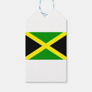 Low Cost! Jamaica Flag Gift Tags