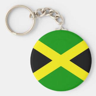 Low Cost! Jamaica Flag Keychain