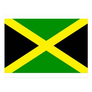 Low Cost! Jamaica Flag Postcard