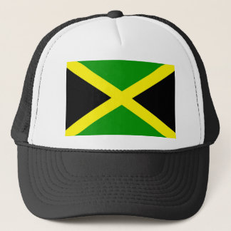 Low Cost! Jamaica Flag Trucker Hat