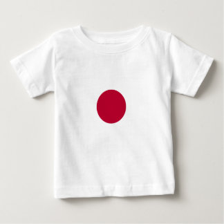 Low Cost! Japan Flag Baby T-Shirt