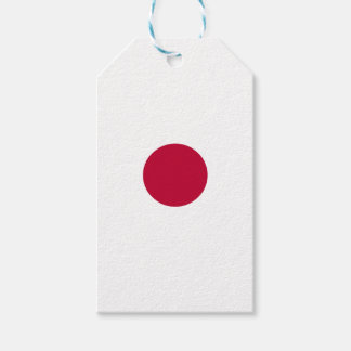 Low Cost! Japan Flag Gift Tags