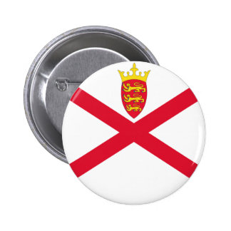 Low Cost! Jersey Flag 2 Inch Round Button