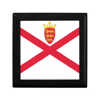 Low Cost! Jersey Flag Gift Box