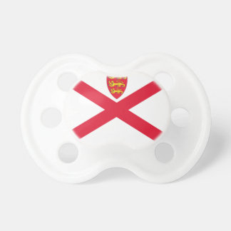 Low Cost! Jersey Flag Pacifier