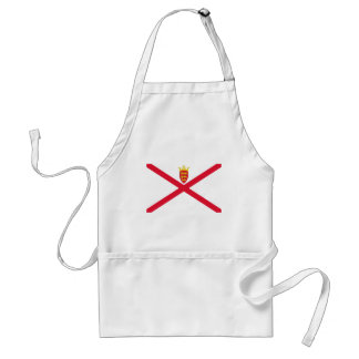 Low Cost! Jersey Flag Standard Apron