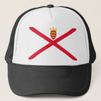 Low Cost! Jersey Flag Trucker Hat