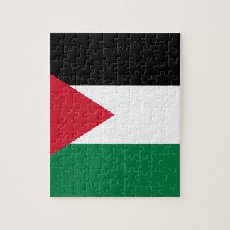 Low Cost! Jordan Flag Jigsaw Puzzle