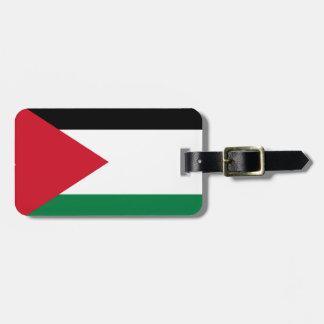 Low Cost! Jordan Flag Luggage Tag