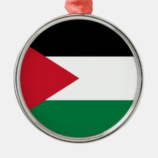 Low Cost! Jordan Flag Metal Ornament