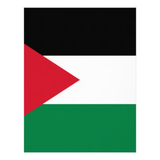 Low Cost! Jordan Flag Personalized Letterhead