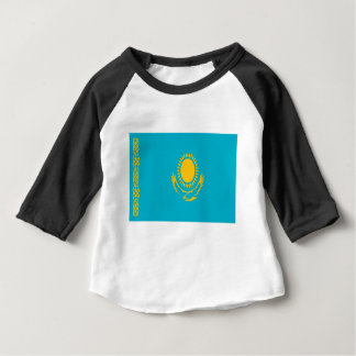 Low Cost! Kazakhstan Flag Baby T-Shirt
