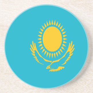 Low Cost! Kazakhstan Flag Coaster