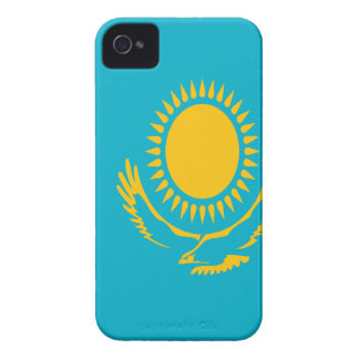 Low Cost! Kazakhstan Flag iPhone 4 Case-Mate Case