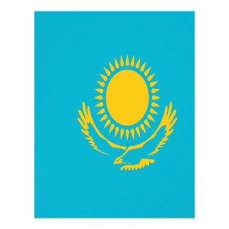 Low Cost! Kazakhstan Flag Letterhead
