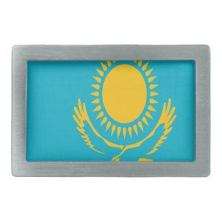 Low Cost! Kazakhstan Flag Rectangular Belt Buckles