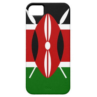 Low Cost! Kenya Flag Case For The iPhone 5