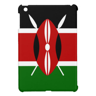 Low Cost! Kenya Flag iPad Mini Case
