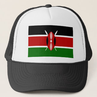 Low Cost! Kenya Flag Trucker Hat