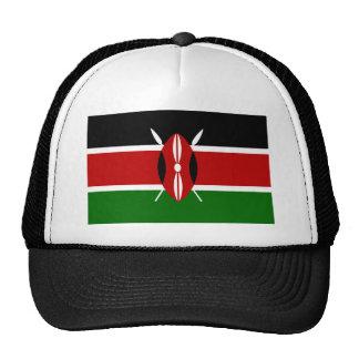 Low Cost! Kenya Flag Trucker Hat