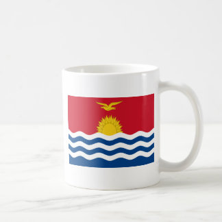 Low Cost! Kiribati Flag Coffee Mug