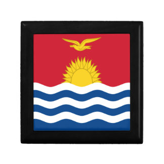 Low Cost! Kiribati Flag Gift Box