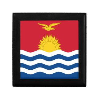 Low Cost! Kiribati Flag Keepsake Boxes