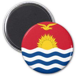Low Cost! Kiribati Flag Magnet