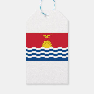 Low Cost! Kiribati Flag Pack Of Gift Tags