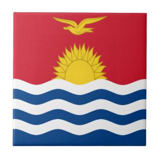 Low Cost! Kiribati Flag Tile