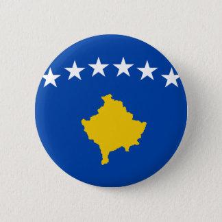 Low Cost! Kosovo Flag 2 Inch Round Button