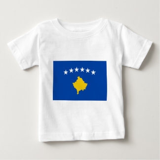 Low Cost! Kosovo Flag Baby T-Shirt