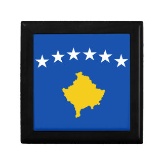 Low Cost! Kosovo Flag Gift Box