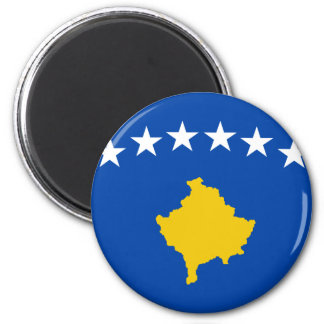Low Cost! Kosovo Flag Magnet