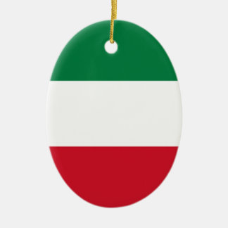 Low Cost! Kuwait Flag Ceramic Oval Ornament
