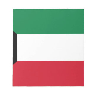 Low Cost! Kuwait Flag Notepad