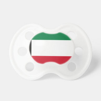 Low Cost! Kuwait Flag Pacifier