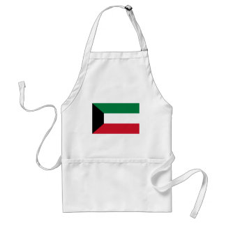 Low Cost! Kuwait Flag Standard Apron